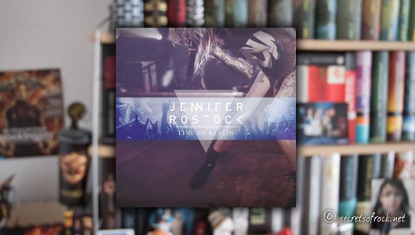 """Jennifer Rostock: """"Live in Berlin"""""""