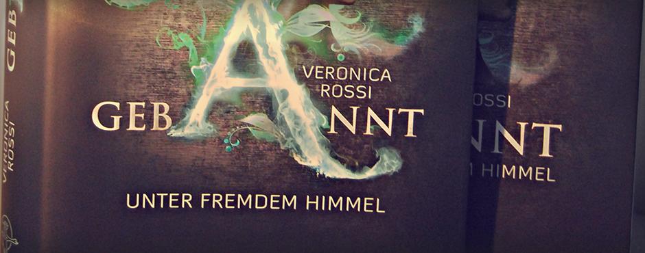 """Veronica Rossi: """"Gebannt"""""""