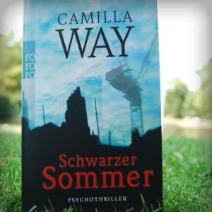 """Camilla Way: """"Schwarzer Sommer"""""""
