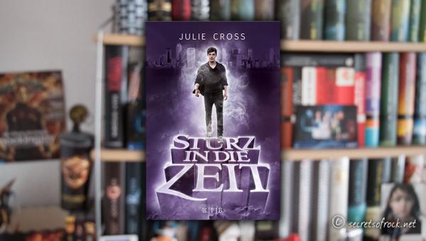 """Julie Cross: """"Sturz in die Zeit"""" (Band 1)"""