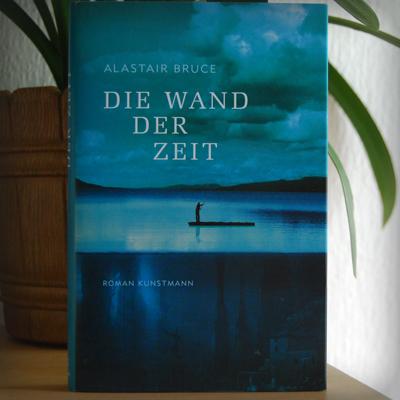 """Alastair Bruce: """"Die Wand der Zeit"""""""