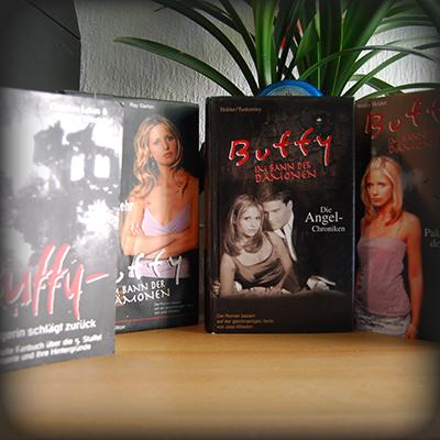 Bücherkiste: Buffy - Im Bann der Dämonen