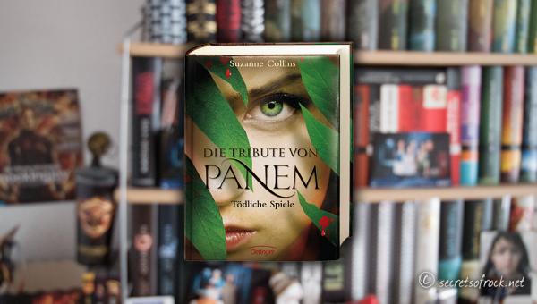 """Suzanne Collins: """"Die Tribute von Panem – Tödliche Spiele"""""""