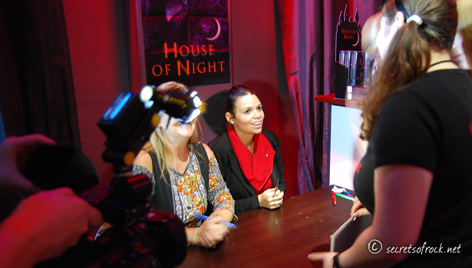 """""""House of Night"""" – Event in München 2012"""
