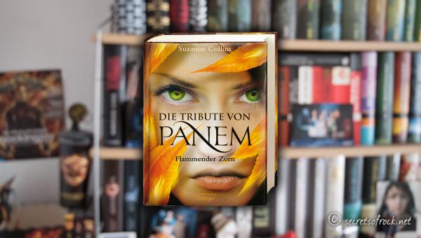"""Suzanne Collins: """"Die Tribute von Panem – Flammender Zorn"""""""