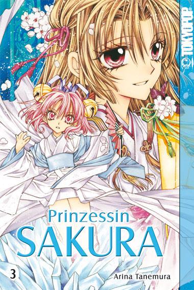 """Arina Tanemura: """"Prinzessin Sakura 03"""""""