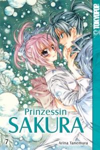 """Arina Tanemura: """"Prinzessin Sakura 07"""""""
