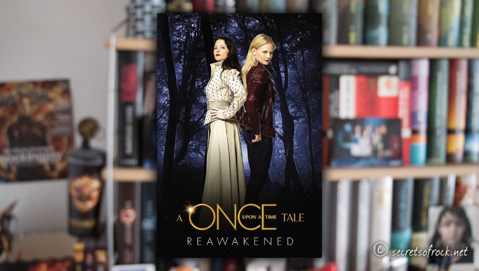 "Odette Beane: ""A Once Upon A Time Tale: Reawakened"""