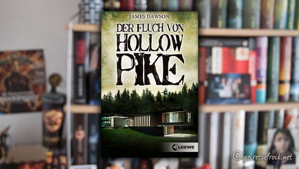 """James Dawson: """"Der Fluch von Hollow Pike"""""""