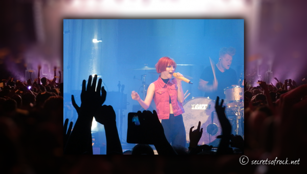 Paramore – Live in concert