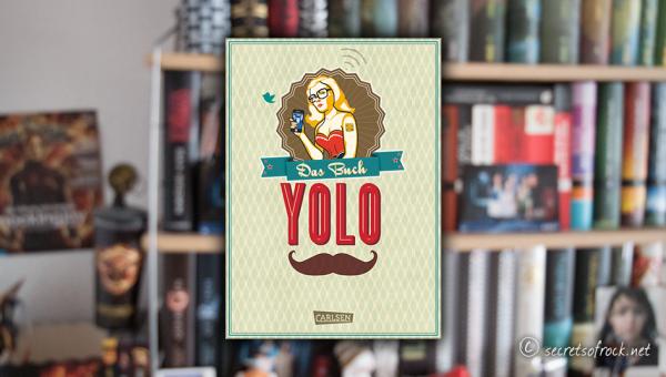 """Y-Titty: """"Das Buch YOLO"""""""