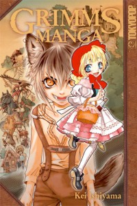 "Kei Ishiyama: ""Grimms Manga 01"""