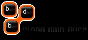 Blogg dein Buch Logo
