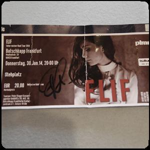 Elif-Konzertkarte-Batschkapp-Frankfurt