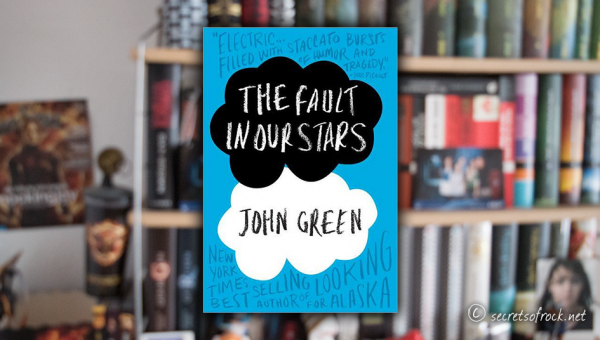 """John Green: """"The Fault In Our Stars"""""""