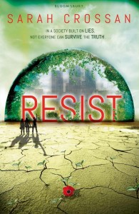 "Sarah Crossan: ""Resist (Breathe 2)"""