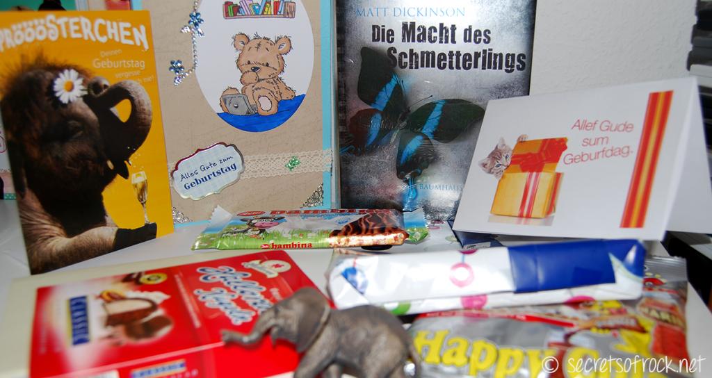 Geburtstagsgeschenke auf der Leipziger Buchmesse