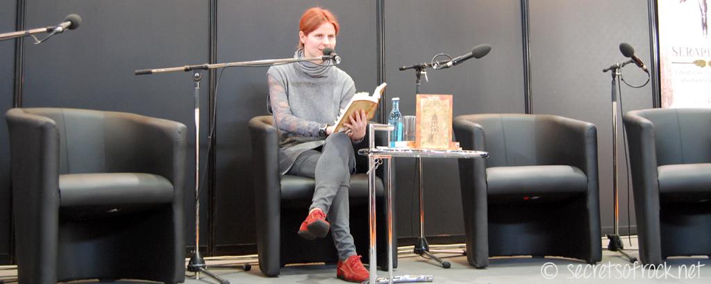 """Barbara Schinko Lesung zu """"Die Feengabe"""" aus dem Mondwolf Verlag"""
