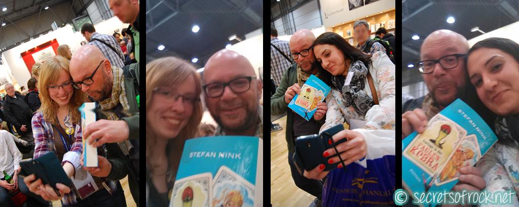Randomhouse Bloggertreffen Stefan Nink Selfie