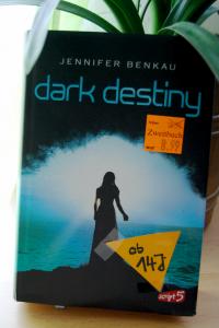 """Jennifer Benkau: """"Dark Destiny"""""""