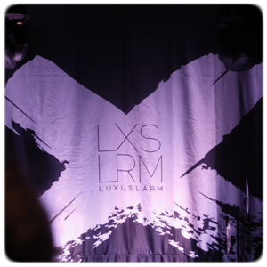 Luxuslärm Tourbanner