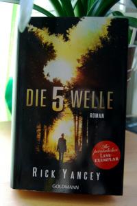 """Rick Yancey: """"Die 5. Welle"""""""