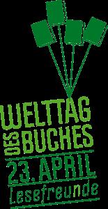 Welttag des Buches Logo transparent
