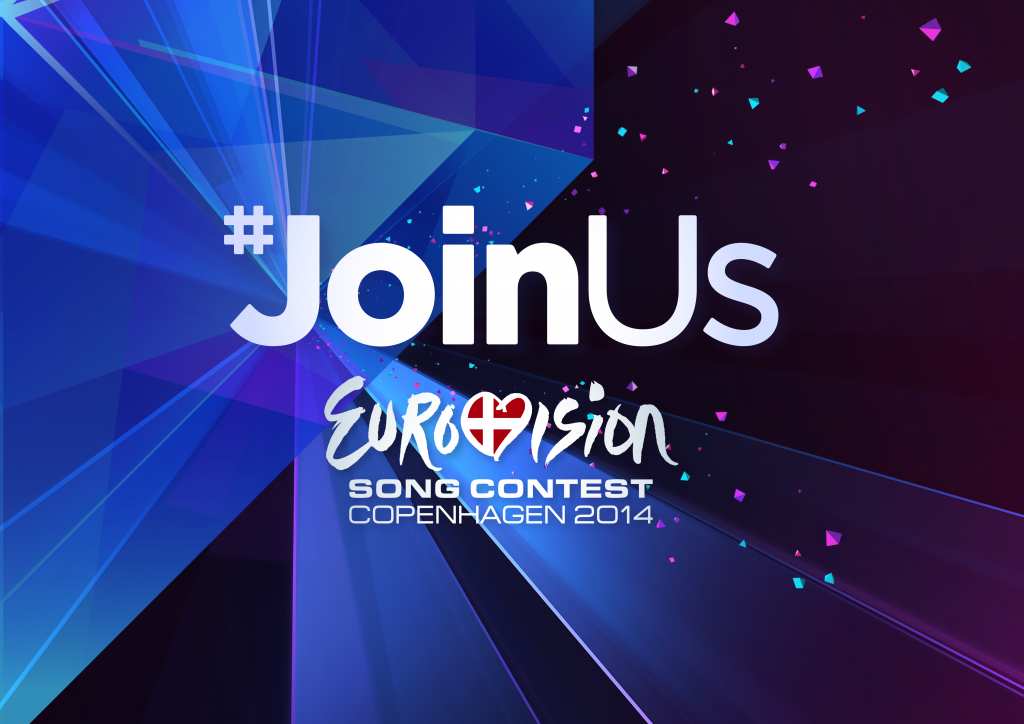 Eurovion Songcontest 2014 - Logo #JoinUs