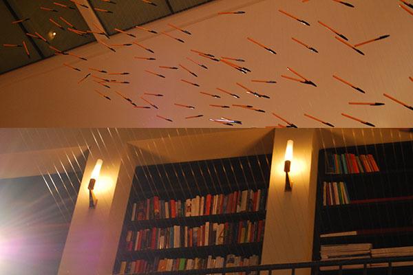 Literaturhaus im Detail