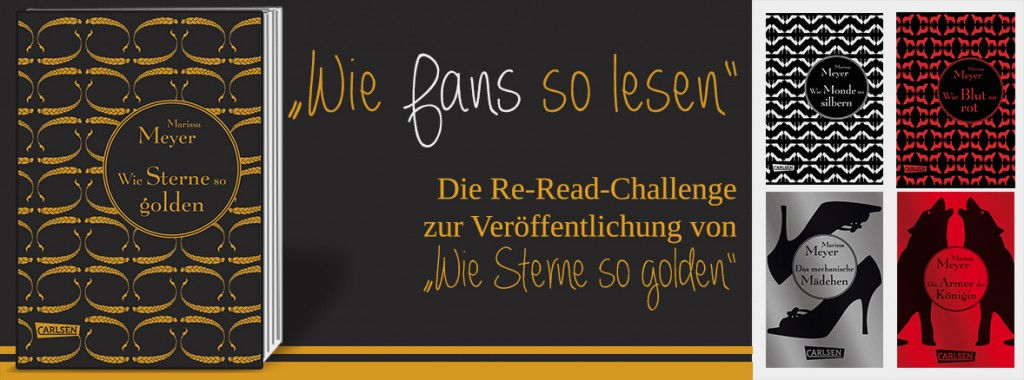 Re-Read-Challenge Wie Monde so Silbern