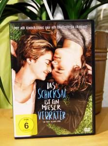 John Green: Das Schicksal ist ein mieser Verräter DVD