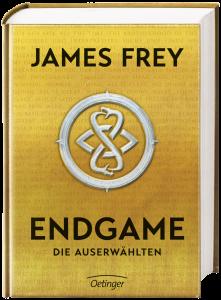 James Frey Endgame. Die Auserwählten