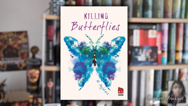 """M. Anjelais: """"Killing Butterflies"""""""