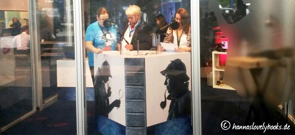 Sherlock Hörbuch im ARD Forum