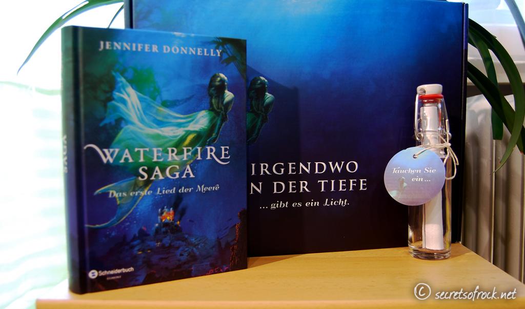 Waterfire Saga Überraschungspost: Überblick
