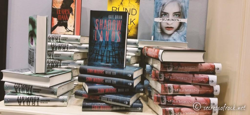 Coppenrath Stand Bücherkauf