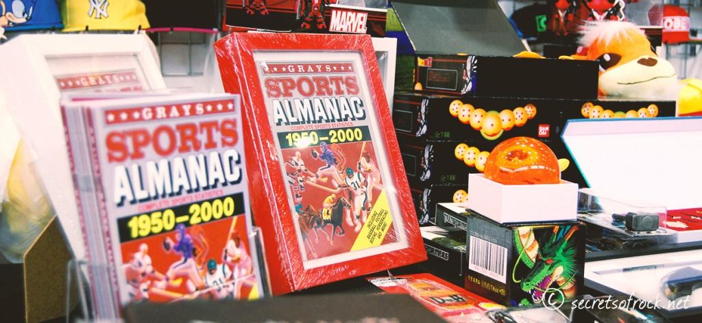 Der Sports Almanac aus Zurueck in die Zukunft