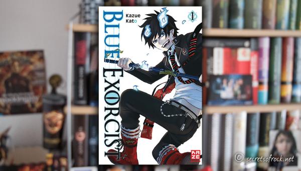 """Kazue Kato: """"Blue Exorcist – Band 01"""""""