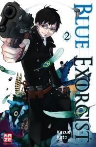 "Kazue Kato: ""Blue Exorcist 02"""
