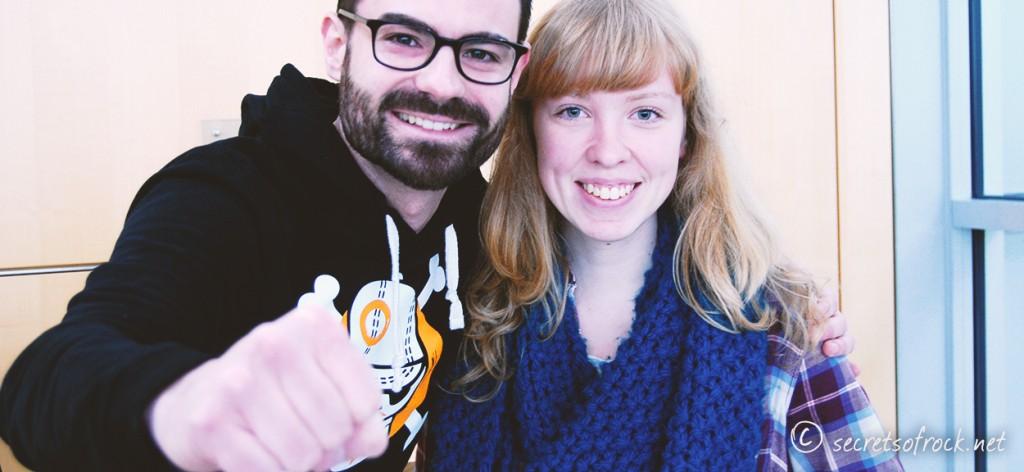 Anne und Nino von ninotakutv