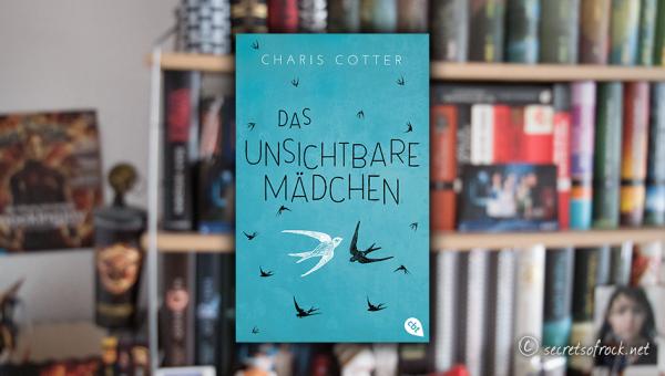 """Charis Cotter: """"Das unsichtbare Mädchen"""""""