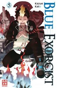"Kazue Kato: ""Blue Exorcist 05"""