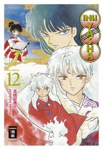 """Rumiko Takahashi: """"Inu Yasha New Edition 12"""""""