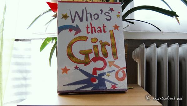 Who's that girl? Anna! It-Girl über Nacht.