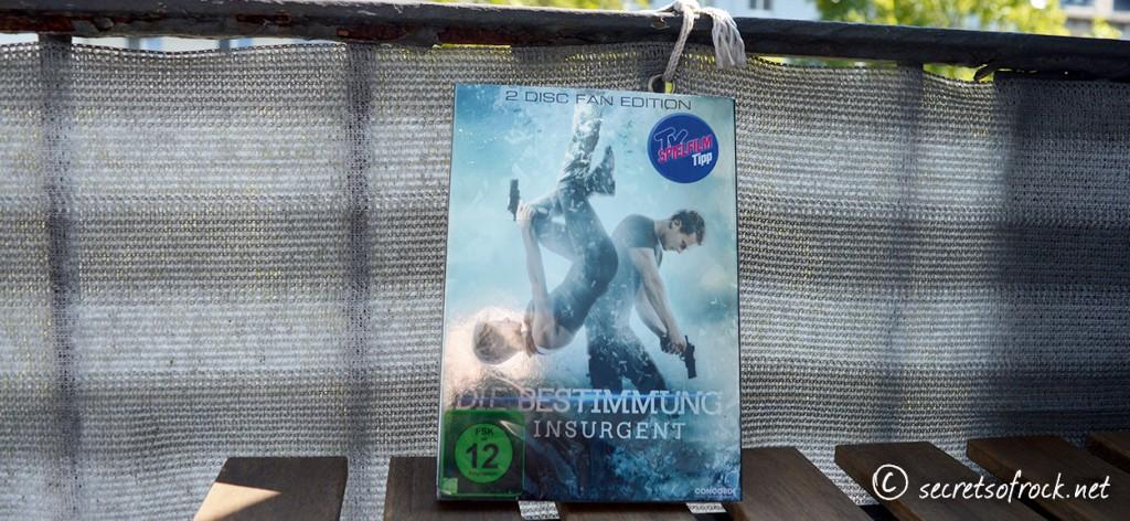 Neuzugang 2015-08-29 DVD Insurgent