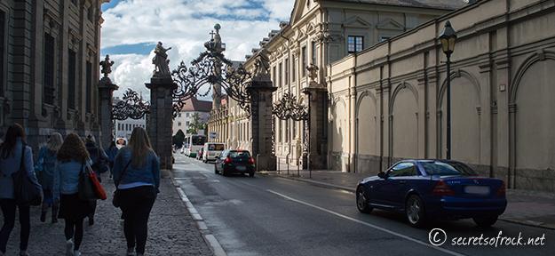 Sparziergang durch Wuerzburg