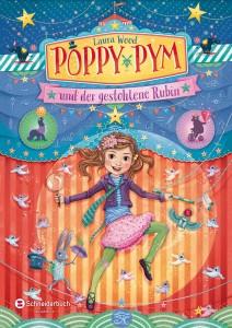"""Laura Wood: """"Poppy Pym und der gestohlene Rubin"""""""