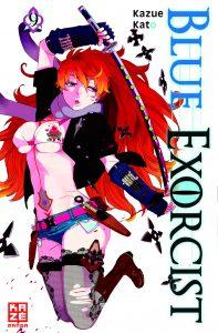 Kazue Kato Blue Exorcist 09