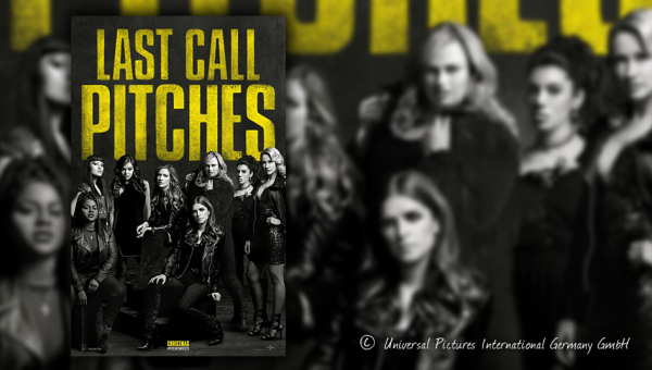 Film News • Pitch Perfect 3