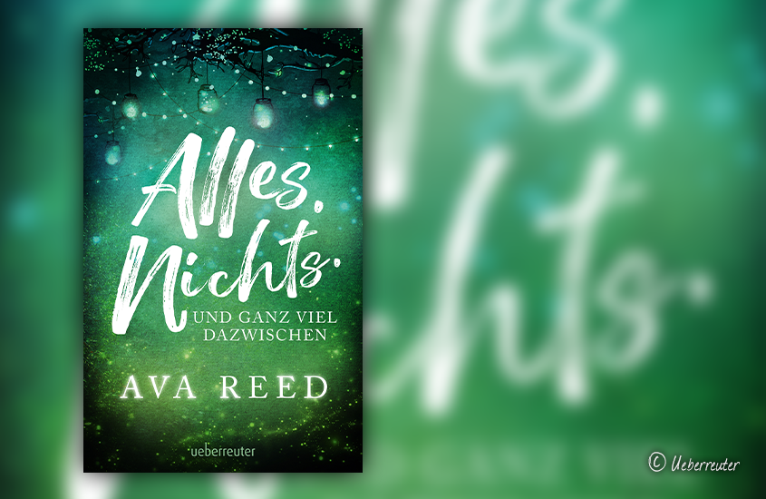 """Ava Reed: """"Alles. Nichts. Und ganz viel dazwischen"""""""